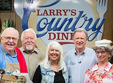 Larry's Country Diner in Branson
