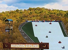 Branson's New Attractions